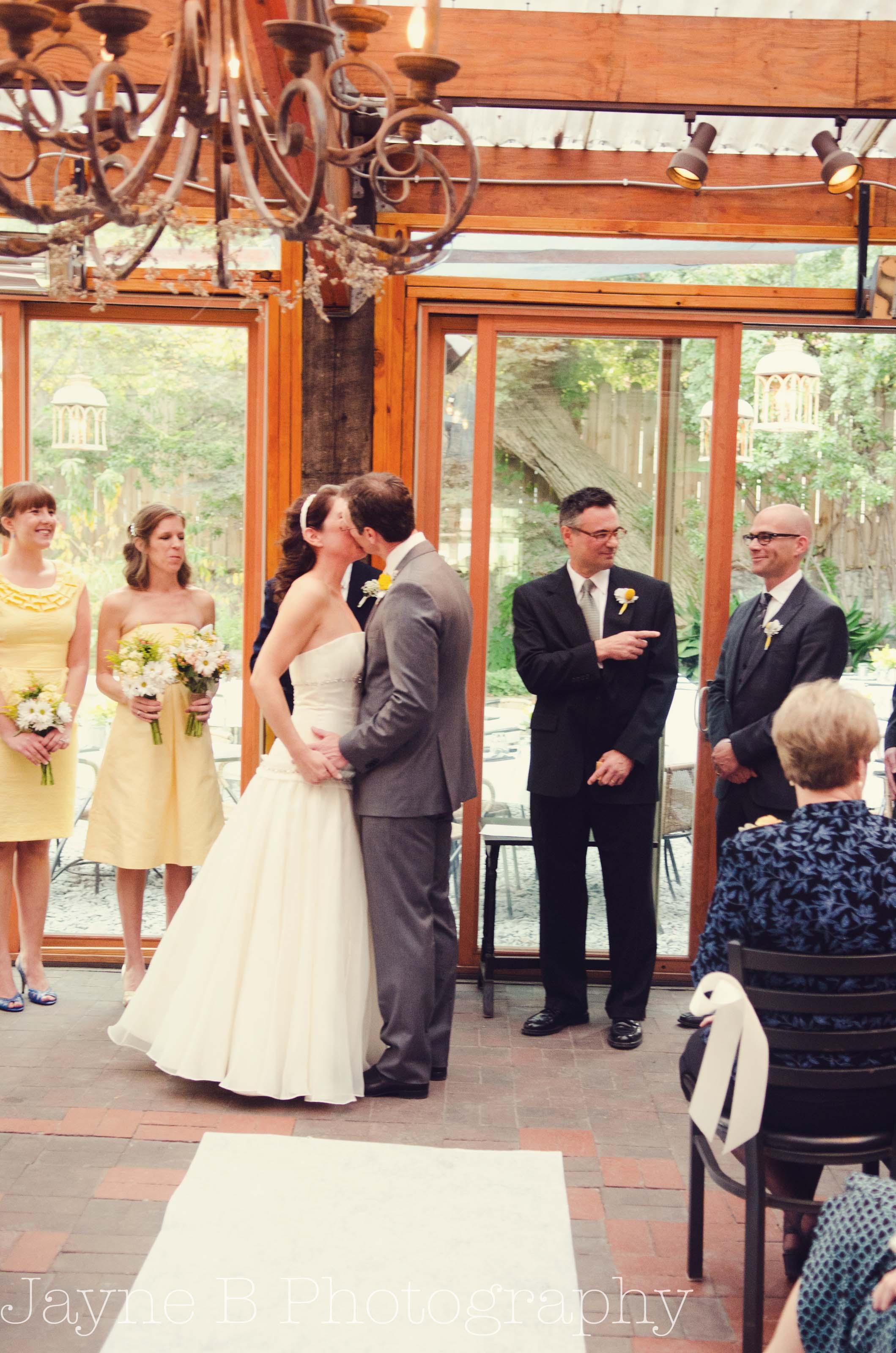 Nicole and alan wedding